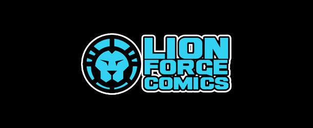 Lion Forge Comics Logo