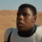 Finally, our first look at J.J. Abrams' Star Wars: The Force Awakens! The seventh Star Wars film stars John Boyega and Daisy Ripley