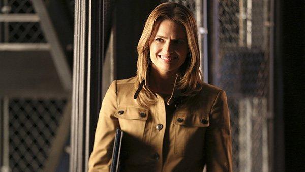 Stana Katic as Beckett