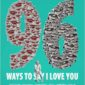 96 Ways To Say I Love You starring David Tennant, Georgia Moffett, Nina Sosanya, and Joel Fry has its American debut this weekend.