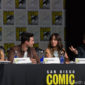 Executive Jeph Loeb, along with the cast of 'Marvel's Agent's of S.H.I.E.L.D.', discuss the joys of working on the series at this year's San Diego Comic Con International.