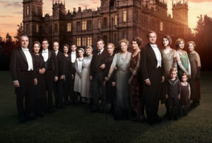 Downton Abbey Season 6 cast
