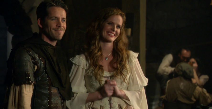 Once Upon a Time Robin Hood Zelena
