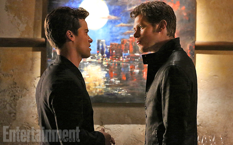 The Originals' Introduces 'The Trinity' in its Upcoming Third Season