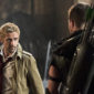 In order to help the recently resurrected Sara Lance, Team Arrow seeks the assistance of the Hellblazer himself, John Constantine.