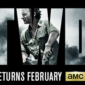 Valentine's Day will be a bloody one this year with the return of The Walking Dead.