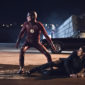 The Flash goes up against Tar Pit while Iris West continues to attempt to stop her newly introduced brother from drag racing.