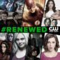 Love a particular CW show? Or love all the network's shows? Well, chances are it's been renewed.