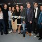 Lots of laughter filled the Dolby Theater in Hollywood on Wednesday, March 17th, as the cast and executive producers from The Big Bang Theory gathered for a panel as part of Paleyfest LA.