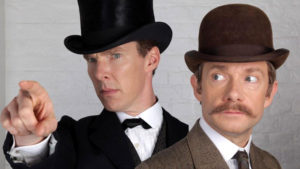 Sherlock and Watson special