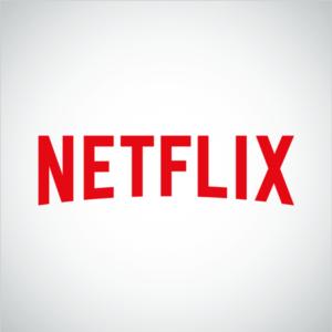 Where to Watch kdrama - netflix logo