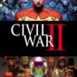 Marvel plans on releasing the penultimate issue of Civil War II one week early.