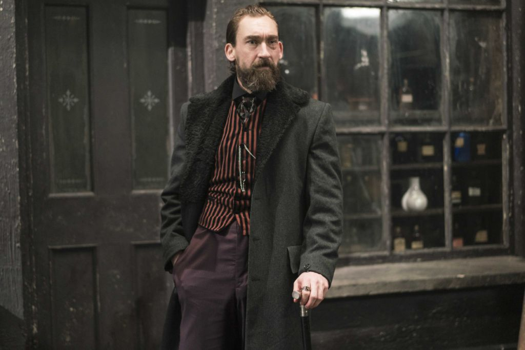 Ripper Street S5 Ep4 The Dreaming Dead