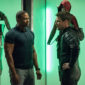 Team Arrow faces a new dilemma which only Christopher Chance, a.k.a. the Human Target, can help resolve.