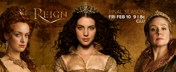 Reign S4 Cover