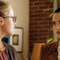 Lena Luthor will be staying in National City a little longer, as Katie McGrath has been promoted to a regular for season 3 of the show.