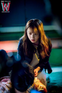 Exploring Korean Drama: W, Two Worlds - With An Accent