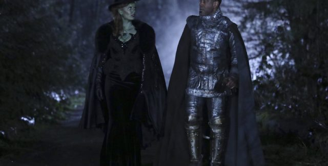Zelena was the star of this week's episode of Once Upon a Time as we explored a bit more of her past and how much she has changed.