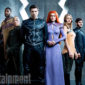 Marvel introduce you to the Inhumans Royal Family.