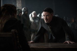 Game of Thrones, S7 Ep7 - The Dragon and the Wolf
