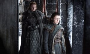 Game of Thrones, S7 Ep6 - Beyond the Wall