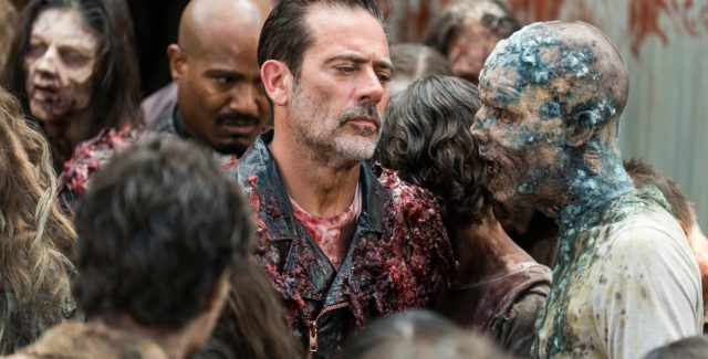 This week's The Walking Dead focused on the Saviors' camp, particularly on Negan and his generals, and revealed a side of Negan we've never seen before.