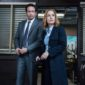 In an interview from FOX Upfronts, co-stars Gillian Anderson and David Duchovny share their thoughts about the upcoming season of 'The X-Files.'