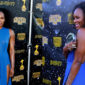Sydelle Noel stopped to chat with us at the Saturn Awards, giving us a sneak peek at her role (and accent!) in Black Panther as well as talking GLOW.