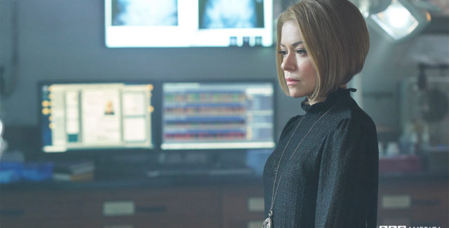 This week Orphan Black accomplished the near impossible, and made me feel sorry for Rachel.