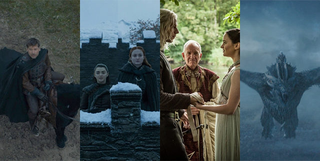 Pop A La Carte's latest podcast episode dissects the season seven finale of Game Of Thrones until there's nothing left to talk about.
