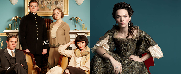 Valerie, Angela, and Tatiana discuss Miss Fisher's Murder Mysteries and Fall TV on today's Pop A La Carte podcast, then play a Versailles interview.