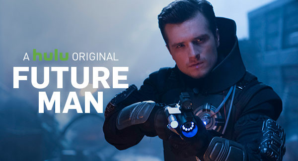 "Check out our interviews with the cast and producers of ""Future Man,"" a time-traveling apocalyptic comedy about humanity's unlikely savior."