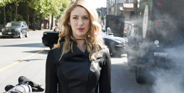 "Supergirl's second episode, ""Triggers,"" delves more into Kara's struggle with her humanity through her battle with Psy (played by Yael Grobglas)."