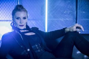 Katee Sackhoff as Amunet Black on 'The Flash'