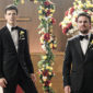 "The first two parts of ""Crisis on Earth-X"" aired on Supergirl and Arrow, where we almost witnessed the Westallen wedding and then dealt with a lot of Nazis."
