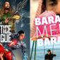 This week's podcast brings you a Justice League review and a recommendation of Saudi Arabian film Barakah Meets Barakah, as well as December TV previews.