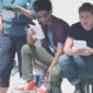 Two stars of Marvel's Runaways, Rhenzy Feliz and Gregg Sulkin, share secrets about their characters and talk the difference between the show and the comics.
