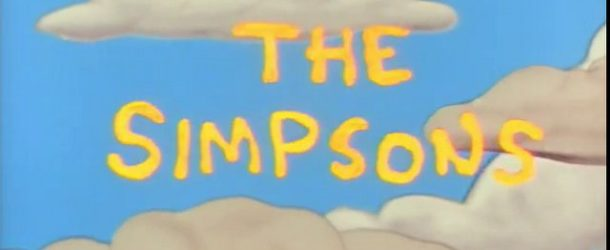 The Simpsons Title
