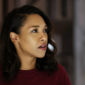 The Flash's Iris West is silenced too often, but when she does speak up it seems that some viewers don't know how to process her emotions.