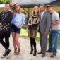 """The cast and creators of 'Schitt's Creek' attended this year's TCA's where they discussed how the show came to be, the character development throughout the show, their twist on the """"fish out of water"""" trope, and more!"""