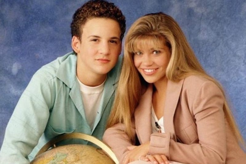 Cory And Topanga S Delirious Love A Boy Meets World Retrospective