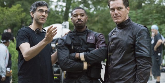 Star Sofia Boutella and writer/director Ramin Bahrani share their love of books and reveal some behind the scenes details about the making of HBO Films' upcoming adaptation Fahrenheit 451.