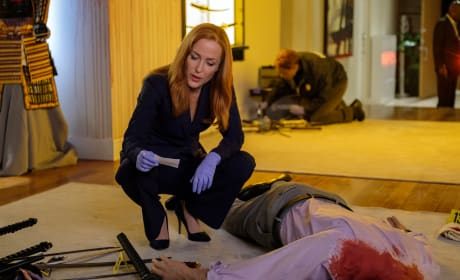 In a monster-of-the-week case file that feels like the classic show, Mulder and Scully investigate suspicious deaths involving victims' doppelgangers.