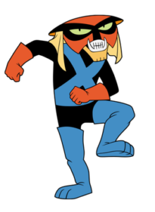 Brak from Space Ghost
