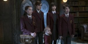 A Series of Unfortunate Events, S2 Eps 1&2 - The Austere Academy