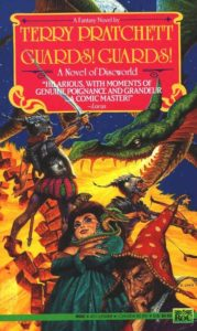 The Watch Discworld