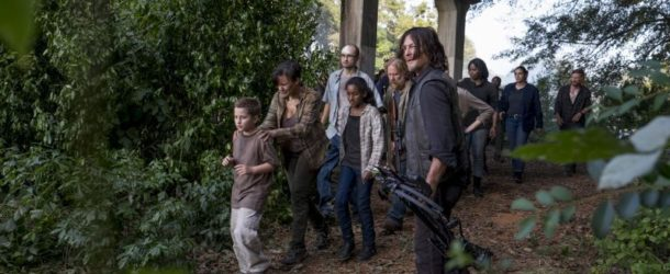 The Walking Dead, S8 Ep11 – Dead or Alive or