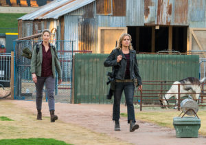 Fear the Walking Dead, S4 Ep2 - Another Day in the Diamond