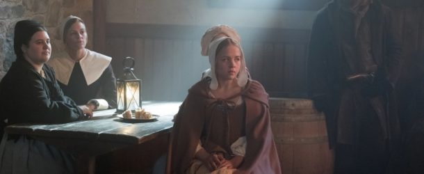timeless s2e4 abiah franklin