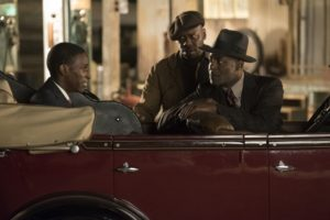 timeless s2e6 mason rufus robert johnson